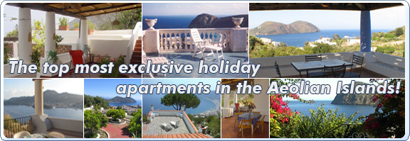 the top most exclusive holiday apartments in the aeolian islands
